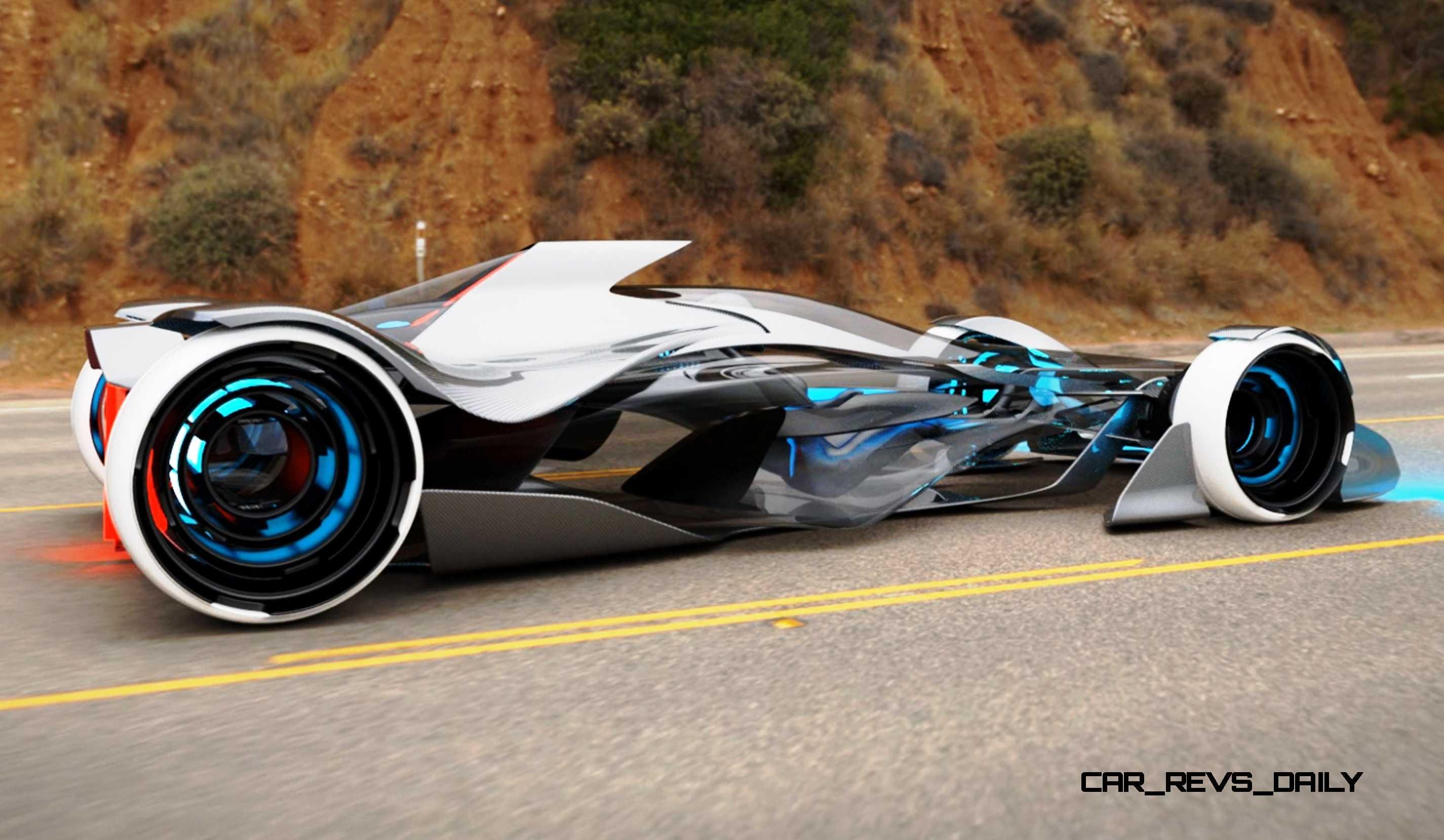 Future Car Tires