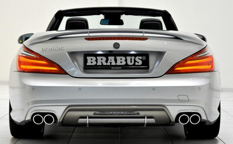 BRABUS Mercedes-Benz SL550 R231 12