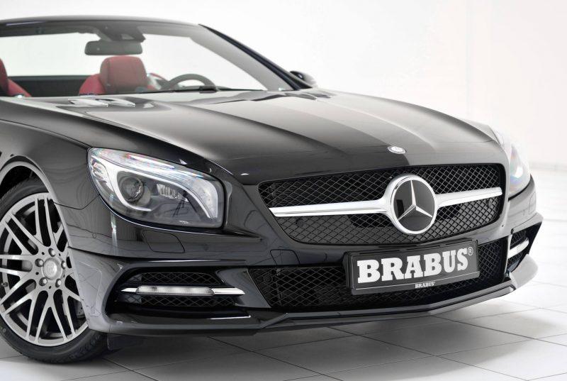 BRABUS Mercedes-Benz SL550 R231 49