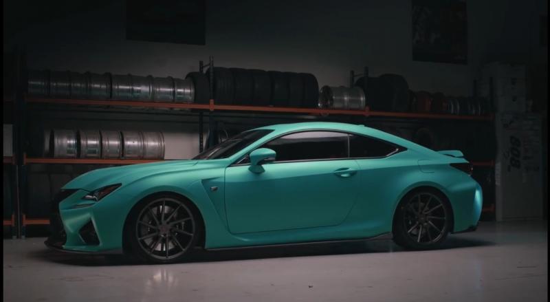 Insta-Built 2015 Lexus RC F by VIP Auto Salon 20