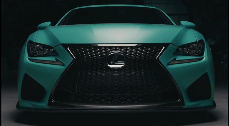 Insta-Built 2015 Lexus RC F by VIP Auto Salon 24