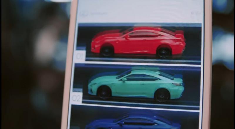 Insta-Built 2015 Lexus RC F by VIP Auto Salon 3