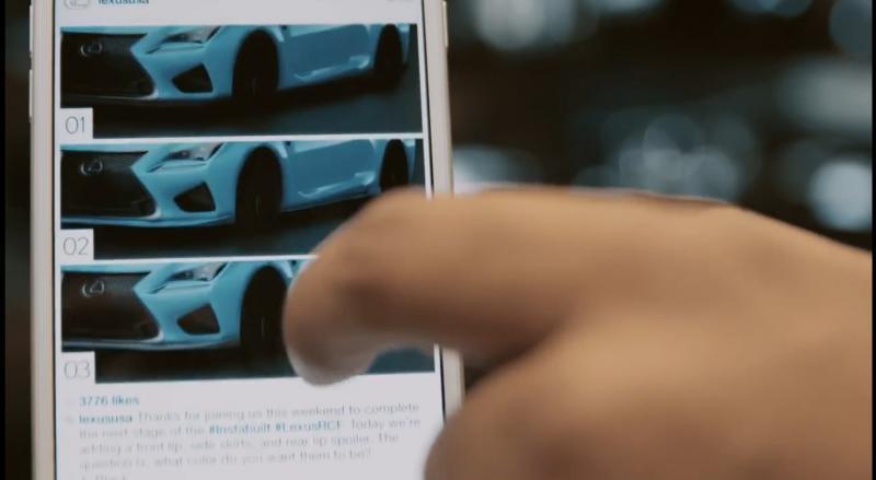 Insta-Built 2015 Lexus RC F by VIP Auto Salon 7