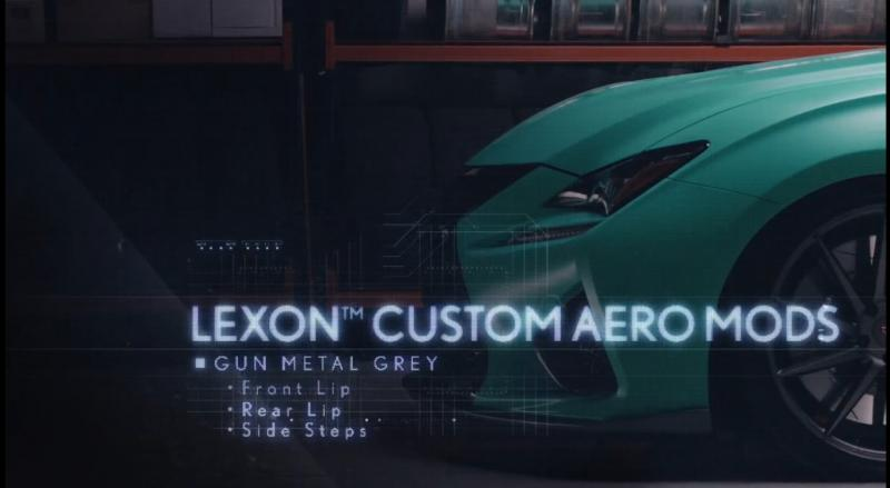 Insta-Built 2015 Lexus RC F by VIP Auto Salon 9
