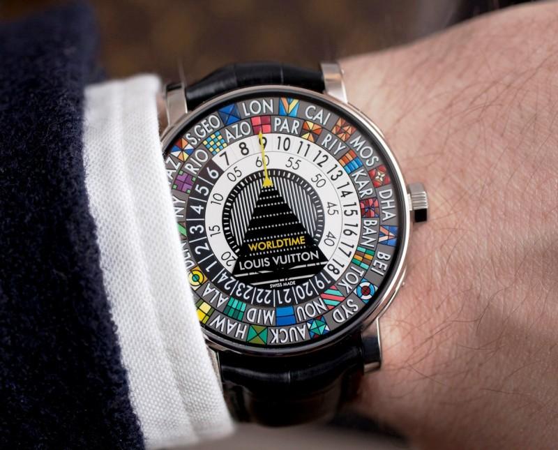 Louis Vuitton ESCALE Worldtime 10