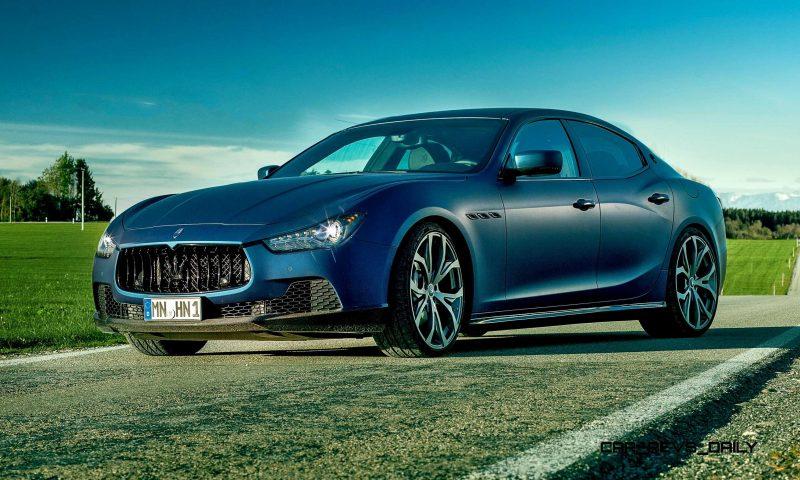 Novitec Tridente Maserati GHIBLI 14