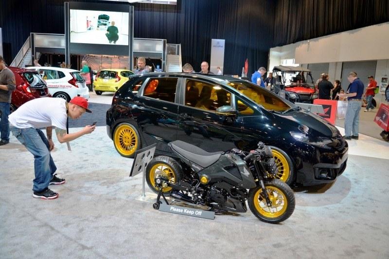 SEMA 2014 Showfloor Photo Gallery - The CARS 10