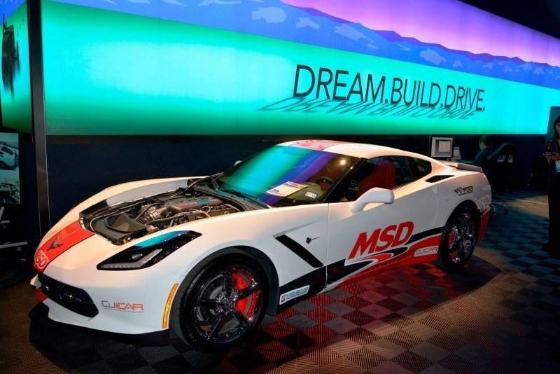SEMA 2014 Showfloor Photo Gallery - The CARS 15