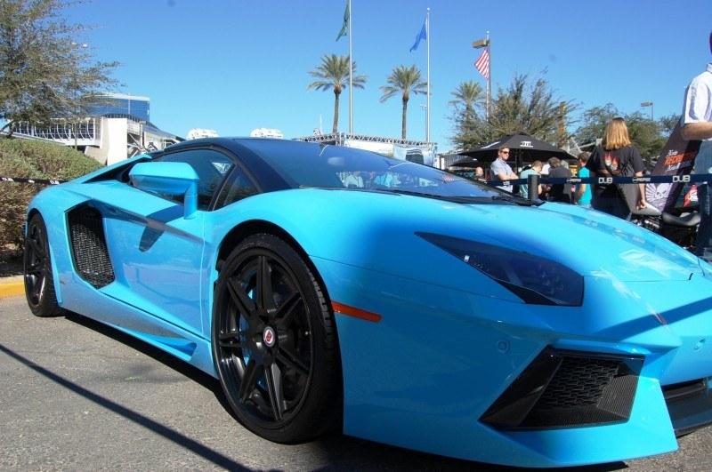 SEMA 2014 Showfloor Photo Gallery - The CARS 47