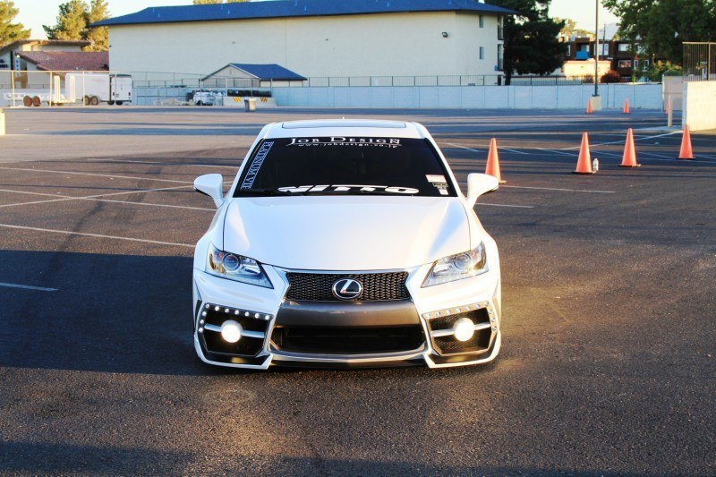 SEMA 2014 Showfloor Photo Gallery - The CARS 53