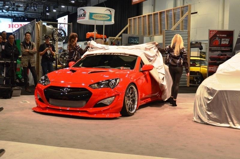 SEMA 2014 Showfloor Photo Gallery - The CARS 56