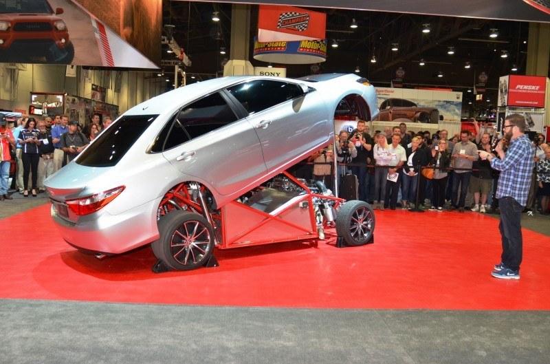 SEMA 2014 Showfloor Photo Gallery - The CARS 59