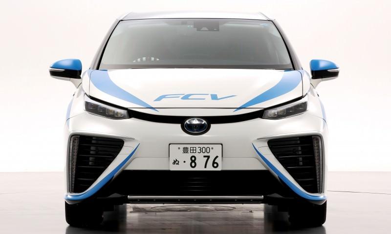 Toyota Mirai Rally Car 1
