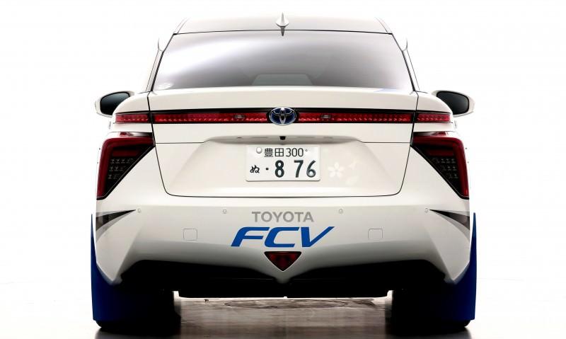 Toyota Mirai Rally Car 2