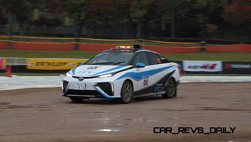 Toyota Mirai Rally Car 6