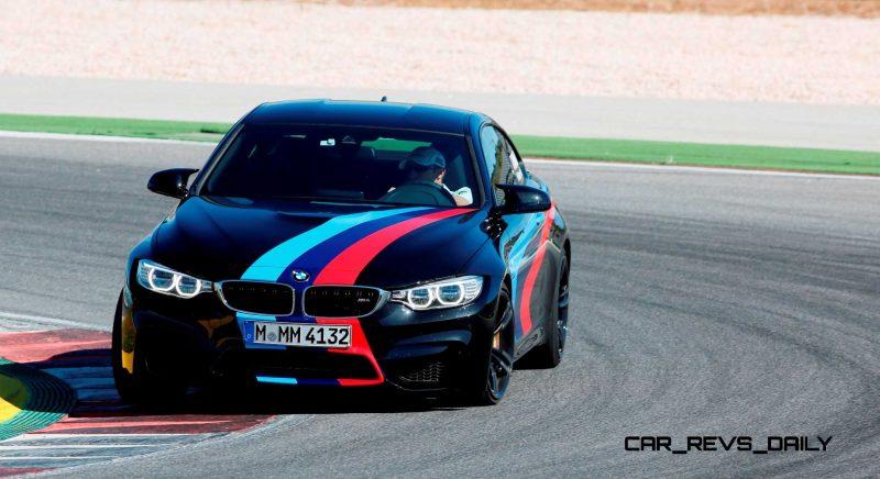 Track Drive Video - 2015 BMW M4 13