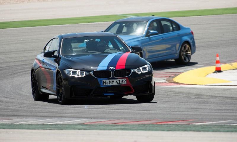 Track Drive Video - 2015 BMW M4 136