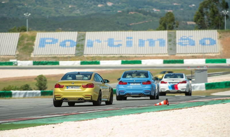 Track Drive Video - 2015 BMW M4 138