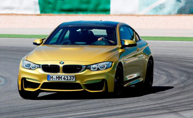 Track Drive Video - 2015 BMW M4 2