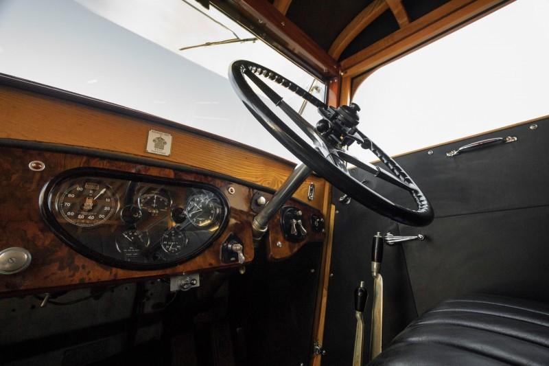1930 Rolls-Royce Phantom II Shooting Brake 13