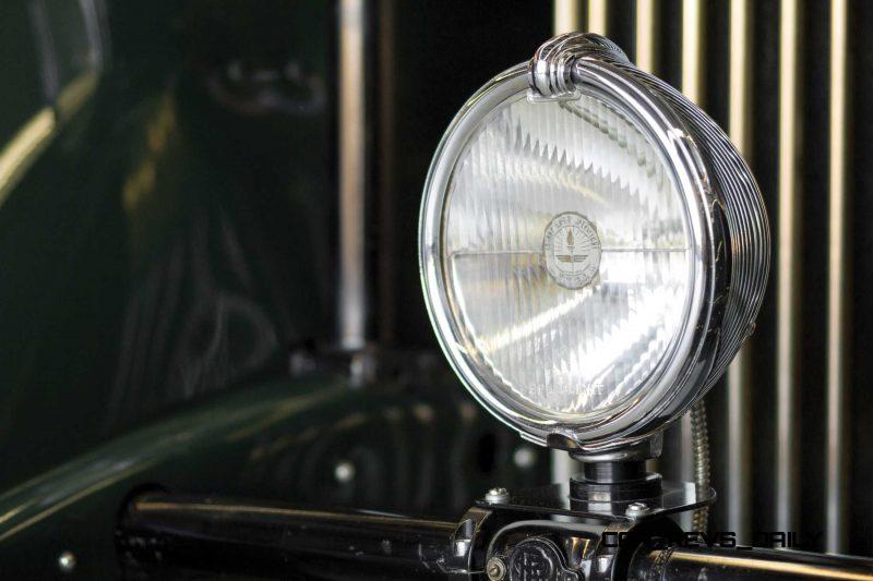 1930 Rolls-Royce Phantom II Shooting Brake 18