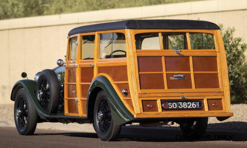 1930 Rolls-Royce Phantom II Shooting Brake 2