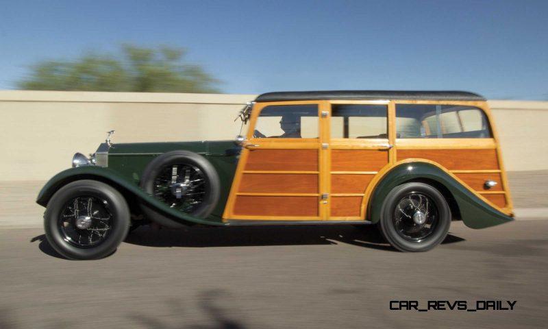 1930 Rolls-Royce Phantom II Shooting Brake 5