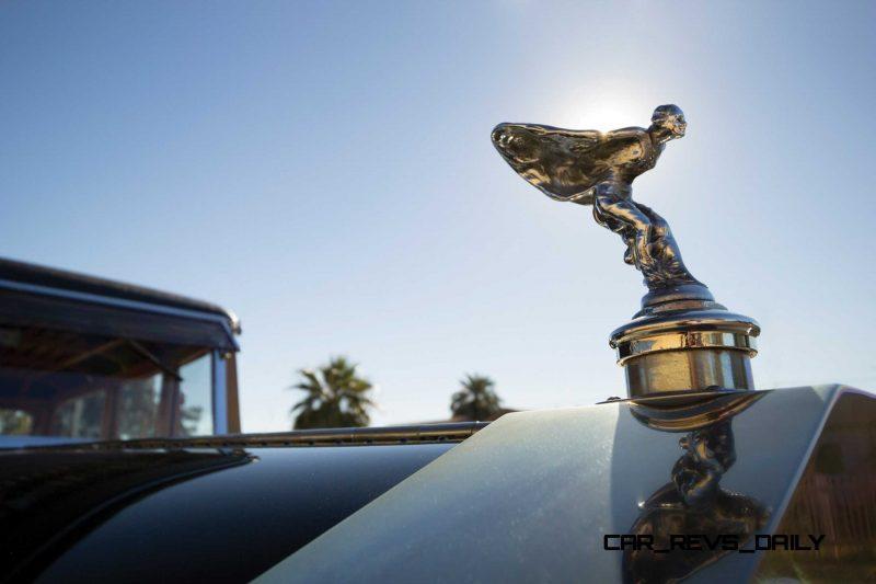 1930 Rolls-Royce Phantom II Shooting Brake 6