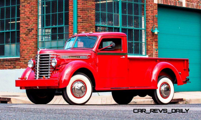 1937 Studebaker J5 Express Coupe Pickup 1