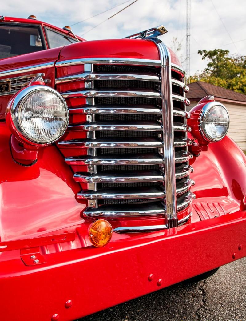 1937 Studebaker J5 Express Coupe Pickup 11