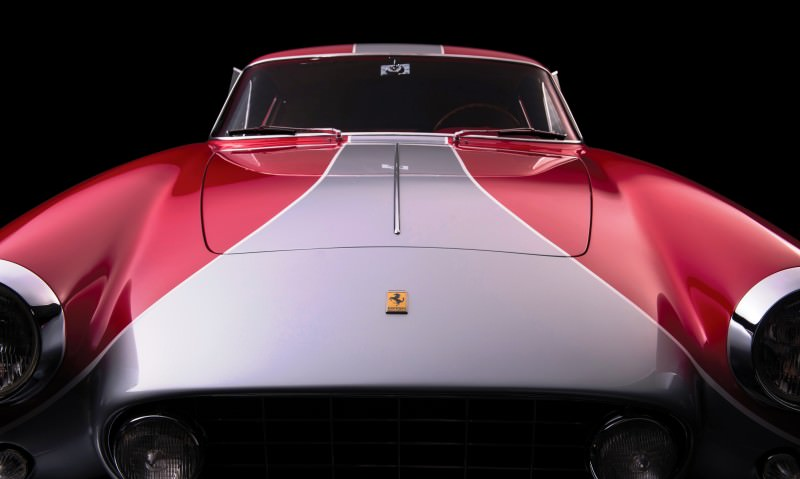 1955 Ferrari 250GTE Low-Roof Alloy Coupe 11
