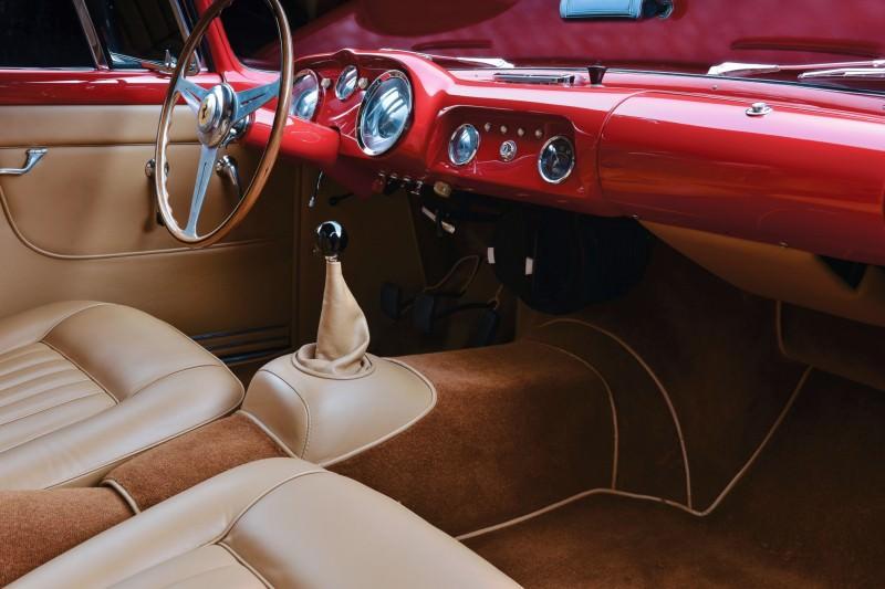 1955 Ferrari 250GTE Low-Roof Alloy Coupe 13