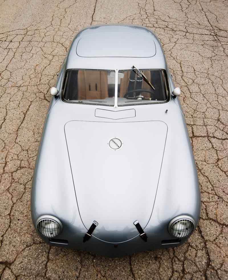 1955 Porsche 356 OUTLAW Pre-A Emory Special Coupe 15