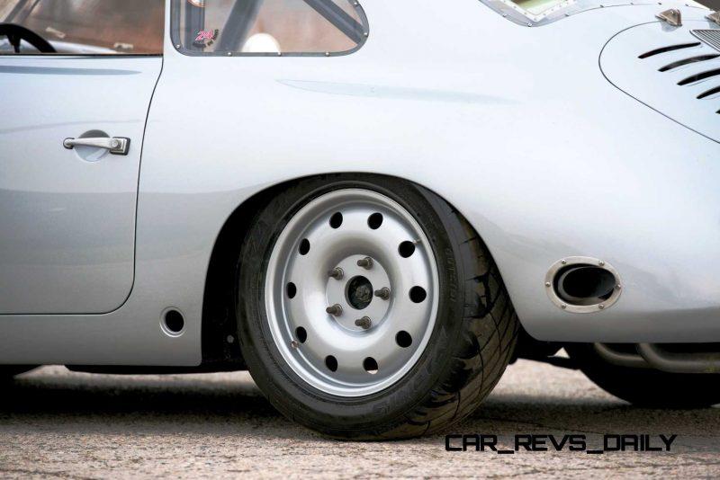 1955 Porsche 356 OUTLAW Pre-A Emory Special Coupe 17