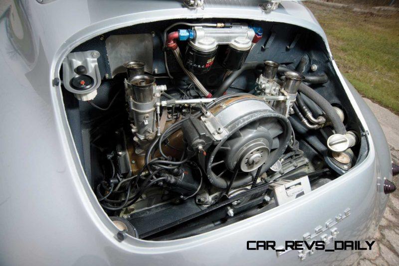 1955 Porsche 356 OUTLAW Pre-A Emory Special Coupe 30