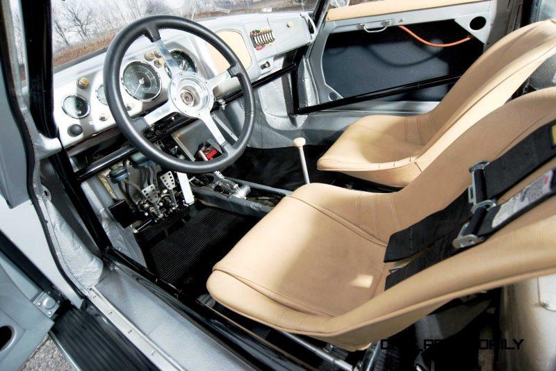 1955 Porsche 356 OUTLAW Pre-A Emory Special Coupe 4
