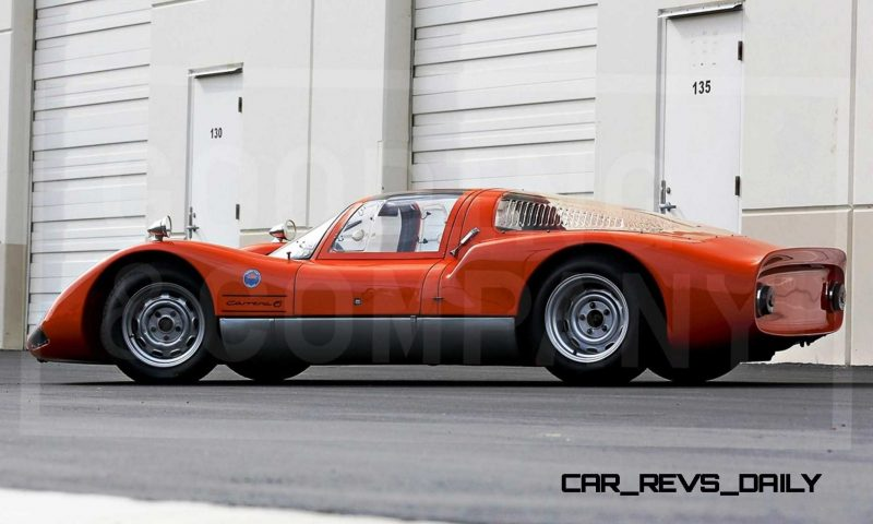 1966 Porsche 906 Carrera 6 Race Car 13