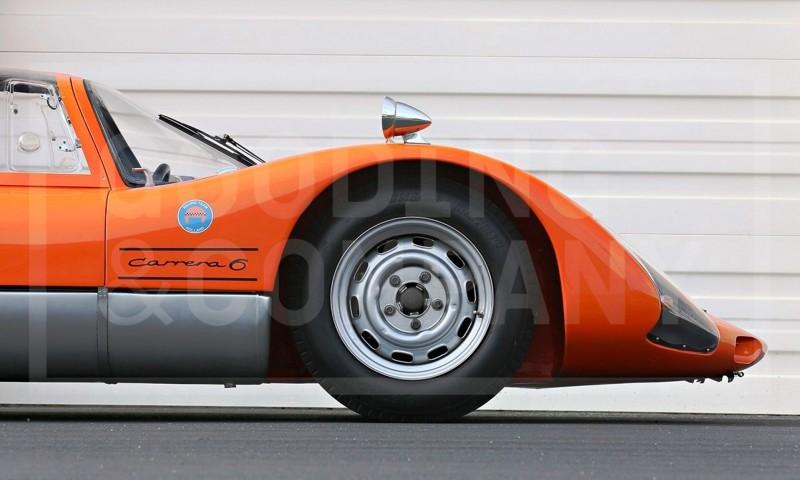 1966 Porsche 906 Carrera 6 Race Car 17