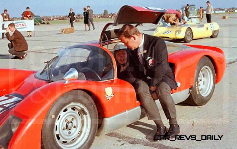 1966 Porsche 906 Carrera 6 Race Car 7