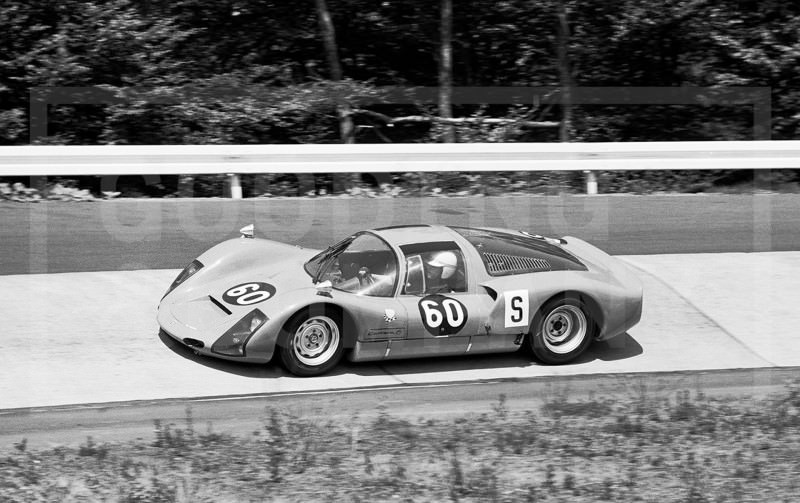 1966 Porsche 906 Carrera 6 Race Car 8