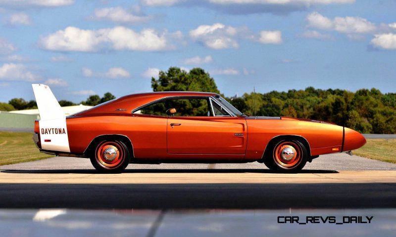 1969 Dodge Charger Hemi DAYTONA 2