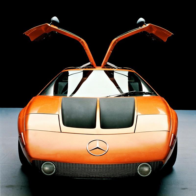 1969 Mercedes-Benz C111 and 1970 C111-II 19