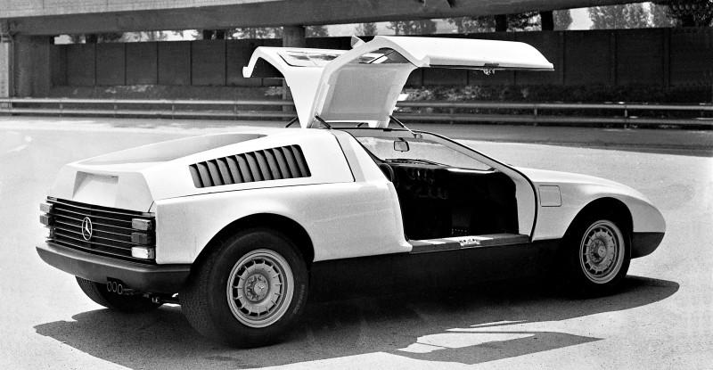 1969 Mercedes-Benz C111 and 1970 C111-II 27