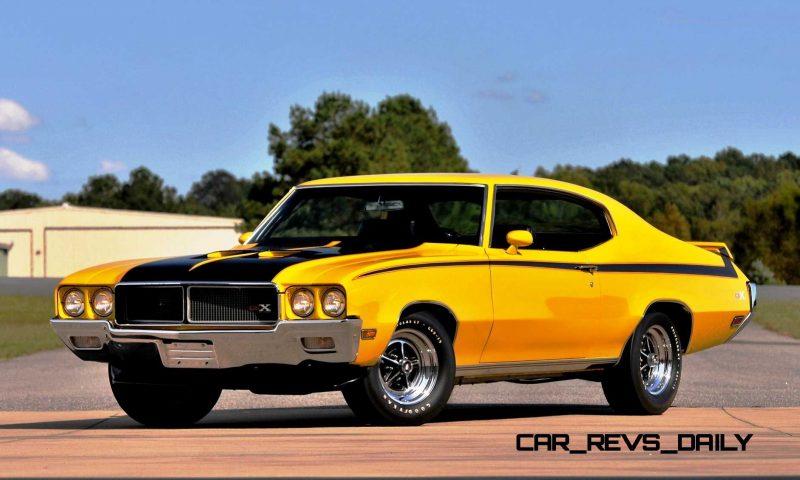 1970 Buick GSX 1