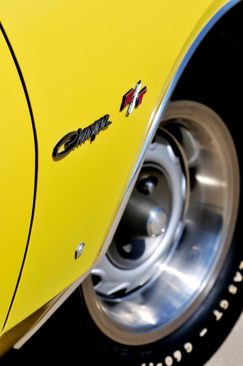 1971 Dodge Hemi Charger RT Lot R216 17