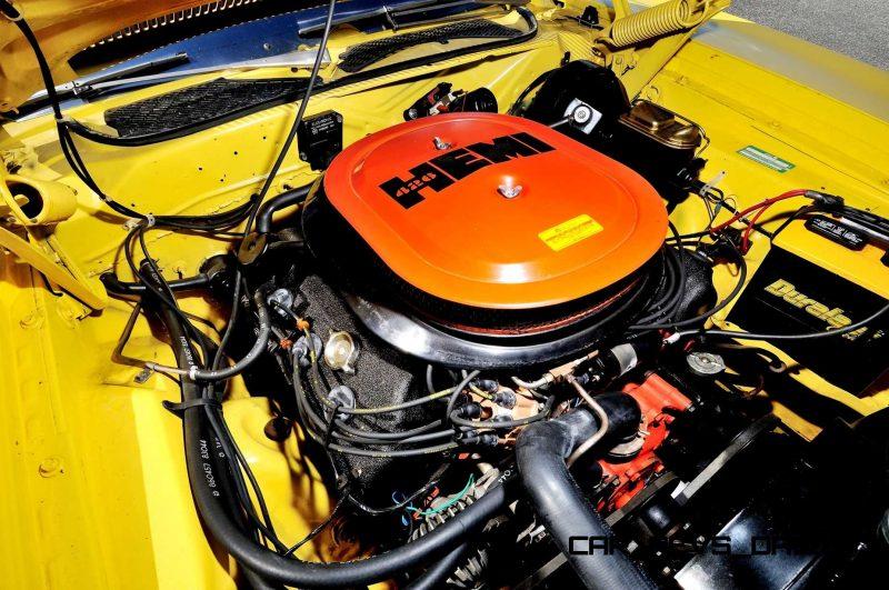 1971 Dodge Hemi Charger RT Lot R216 7