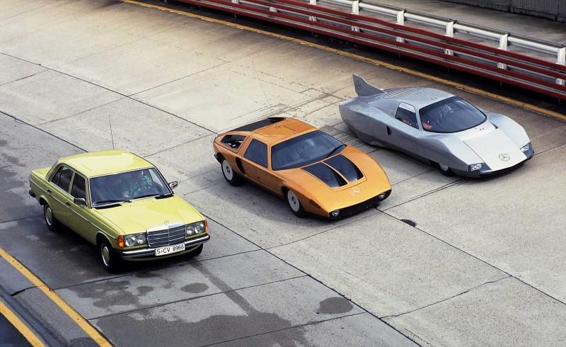 1977 Mercedes-Benz C111-III Diesel 1