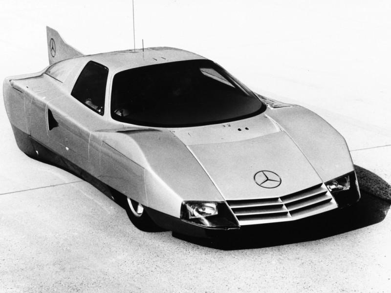 1977 Mercedes-Benz C111-III Diesel 21