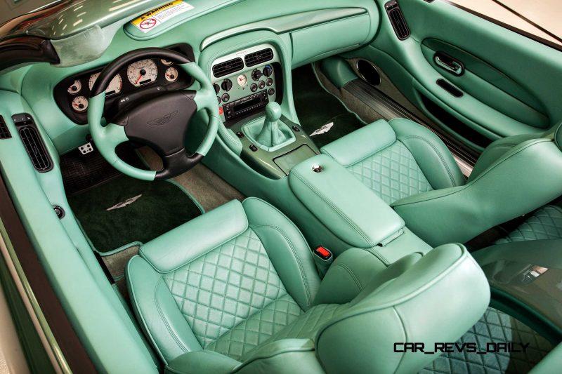 2003 Aston Martin DB AR1 by Zagato 4