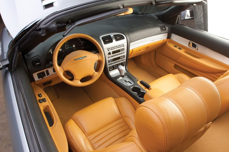 2003 Ford Thunderbird Supercharged Concept 29